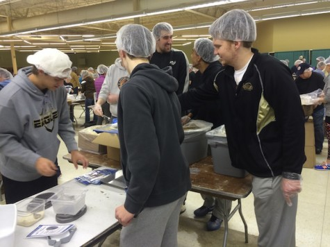 Apple Valley Athletes Come Together for a Greater Cause