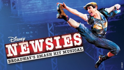 Newsies Seizes The Stage