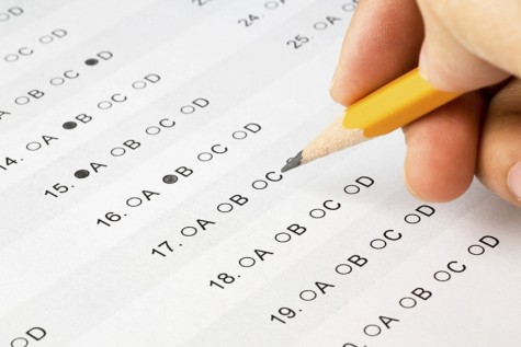The past decade has seen more class time spent taking tests like the one seen above.
