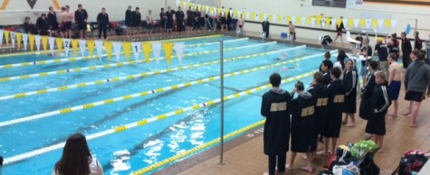 Bleached and Ready: Boys Swim Sections