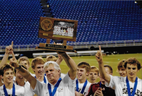 Chuck Scanlon has established himself as a coaching legend in Minnesota. His 580 coaching wins makes him the winningest soccer coach in Minnesota history.