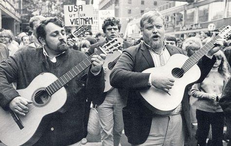 The Music of Protest