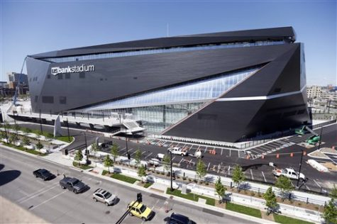 U.S. Bank Stadium came in at a cost of $1.1 billion. The Vikings opened their 2016 season in the stadium back in September.