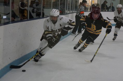 Girls Hockey Enjoys Great Win vs. Burnsville