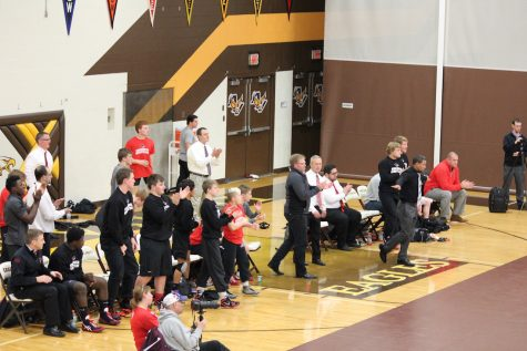Wrestling Drops Opener in Heartbreaker to Shakopee