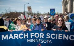 Minnesota Marches for Science on Earth Day
