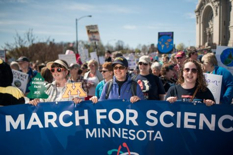 Thousands of science advocates marched on April 22nd