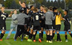 Men's Soccer Advances to Section Finals!