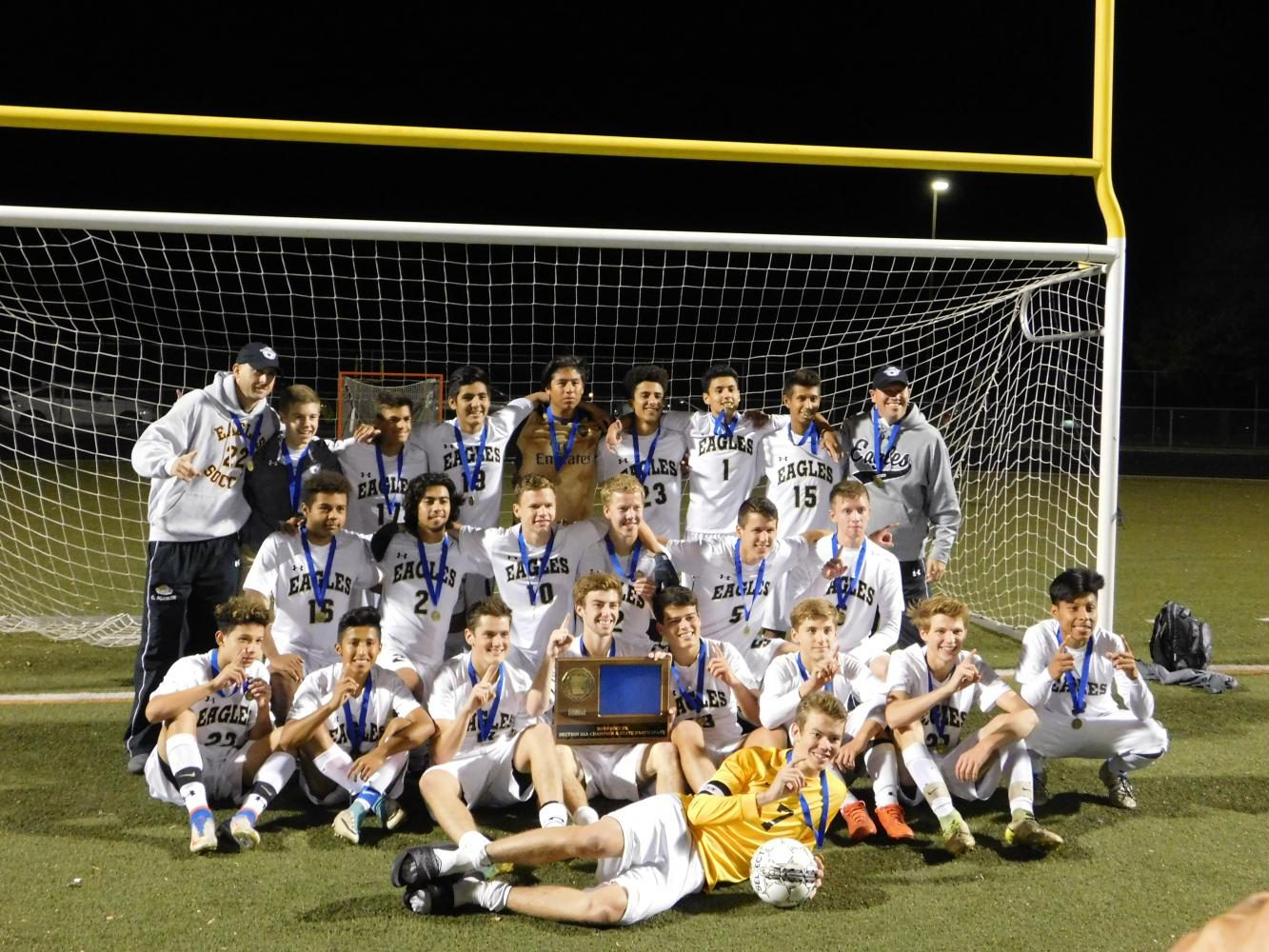 An overtime win over Rosemount vaulted the Eagles to the state tournament.