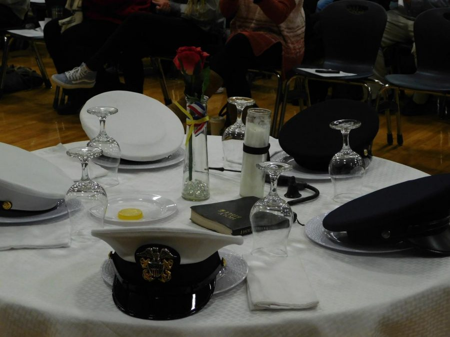 The Table of Remembrance.
