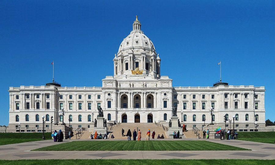 Minnesota+State+Capitol+Building