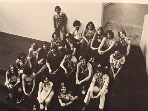 Student Council in 1976