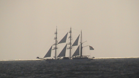 Picture of a Sail Ship